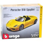 BBurago 18 25116 Сборная модель Porsche 918 Spyder