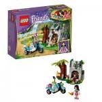 Lego 41032 Friends Джунгли Мотоцикл скорой помощи