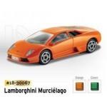 Металлическая модель BBurago 18 30067 Street Fire Lamborghini Murcielago