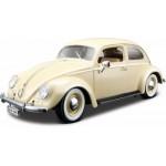 BBurago 18 12029 Gold VW Kafer Beetle