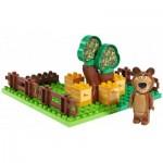 Big 800057092 Конструктор Маша и Медведь Пчелиная ферма