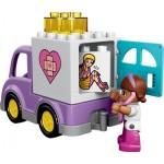 Lego 10605 Duplo Скорая помощь Доктора Плюшевой