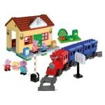 Big 800057079 Конструктор Peppa Pig Железная дорога