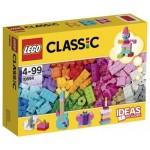 Конструктор LEGO 10694 КРИЭЙТОР Дополнительные кубики пастельные тона