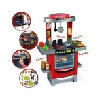Smoby 24253 Кухня Tefal Cooktronic