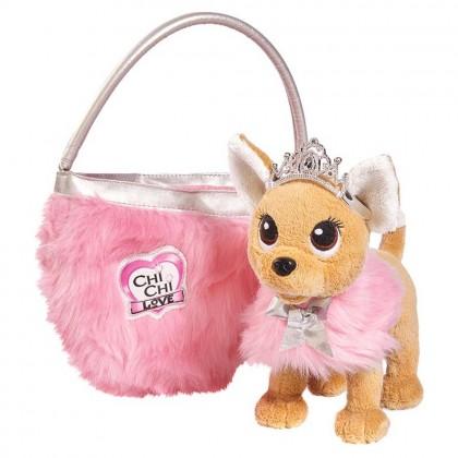 Simba 5893126 Собачка Chi Chi Love Принцесса с сумочкой