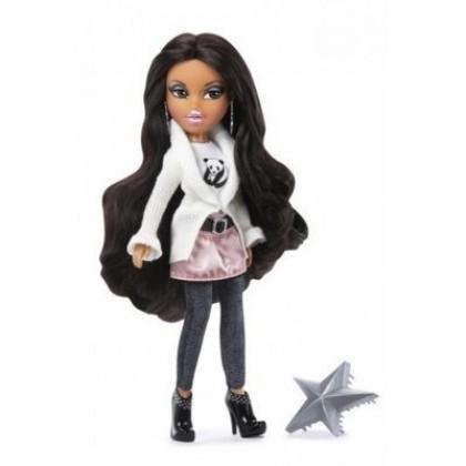 Кукла BRATZ 502418 НОВЫЙ СТИЛЬ Жасмин