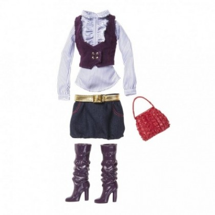 Аксессуары для кукол Moxie Teenz 504542 Набор одежды СТУДЕНТКА