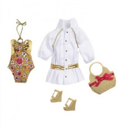 Аксессуары для кукол Moxie Teenz 504559 Набор одежды НА ПЛЯЖЕ