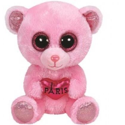 TY 36142 Beanie Boo s Медвежонок Paris