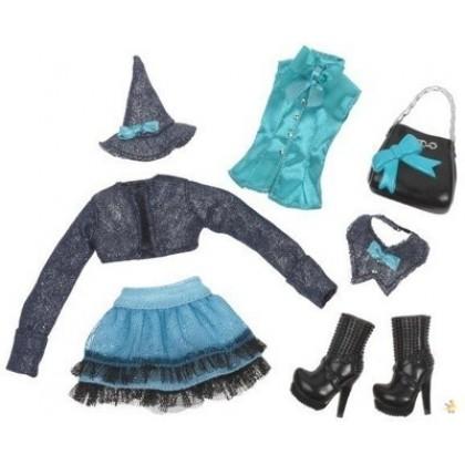 Аксессуары для куклы Bratzillaz 515876 Набор одежды ЗА ПОКУПКАМИ