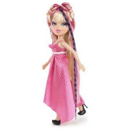 Кукла BRATZ 501824 ВОЛШЕБНЫЕ ВОЛОСЫ Хлоя