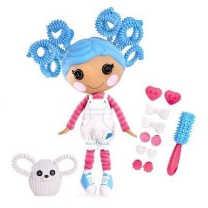 Кукла Lalaloopsy 516743 Забавные пружинки СНЕЖИНКА