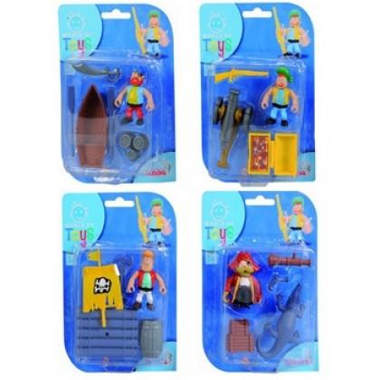 Фигурки Simba 4376821 Фигурка пирата