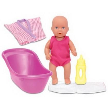 Simba 5033218 Пупс с ванночкой