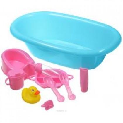 Simba 5565655 Ванна для куклы с аксессуарами