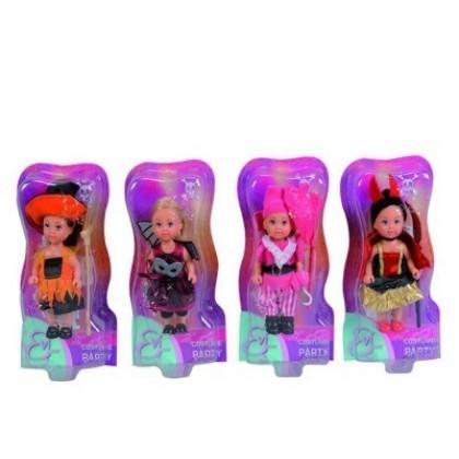Кукла Simba 5736901 Эви в карнавальном костюме