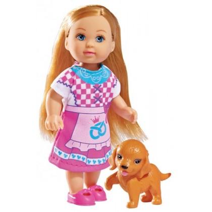 Simba 5732297 Кукла Эви и дети мира