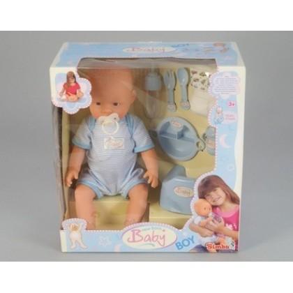 Simba 5035189 Кукла Младенец мальчик