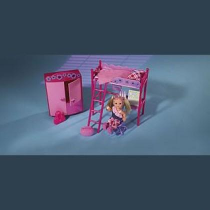 Simba 573-0878 Кукла Evi 12 см в детской комнате