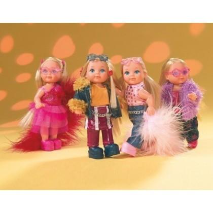 Simba 573-2255 Кукла Evi FLOWERS 12 см