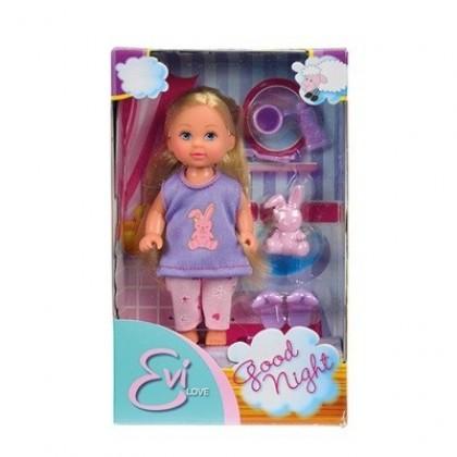 Simba 5730515 Кукла Evi в пижаме