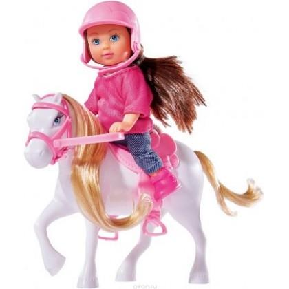 Simba 5737464 Кукла Evi и пони