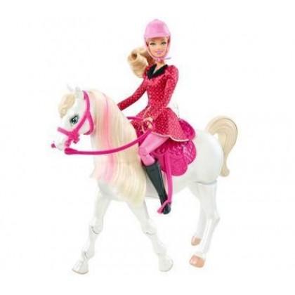 Кукла Mattel Y6858 Барби и пони