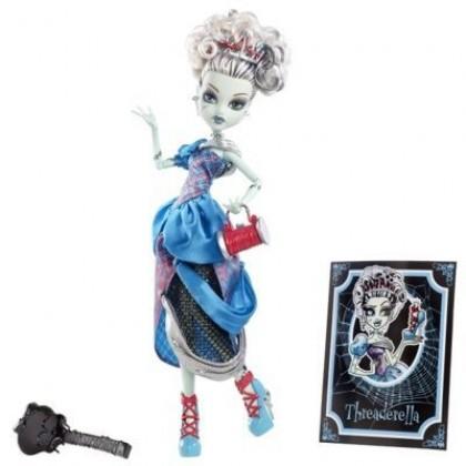 Кукла Mattel X4483 MONSTER HIGH серии СКАЗКИ