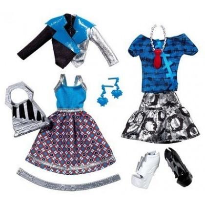 Аксессуары для куклы Mattel Y0402 Набор одежды для кукол MONSTER HIGH