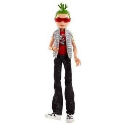 Кукла Mattel BDD93 MONSTER HIGH ОНИ ЖИВЫЕ Дюк Горгон
