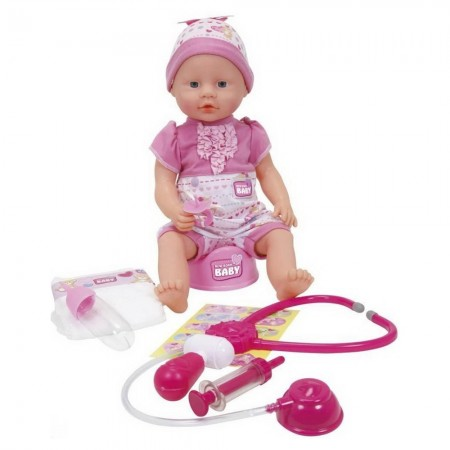 Simba 5032355 Кукла Младенец New Born Baby