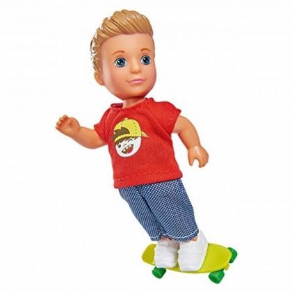 Simba 5733070 Кукла Timmy скейтбордист