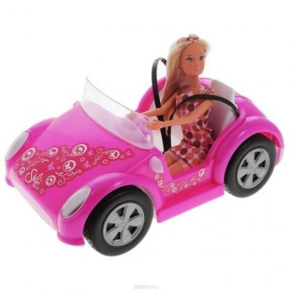 Simba 5738332 Кукла Steffi с пляжной машиной