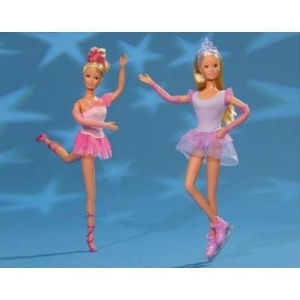 Кукла Simba 5730287 Штеффи Балерина и Фигуристка