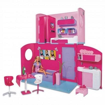 Simba 5737125 Духэтажный дом для куклы Steffi