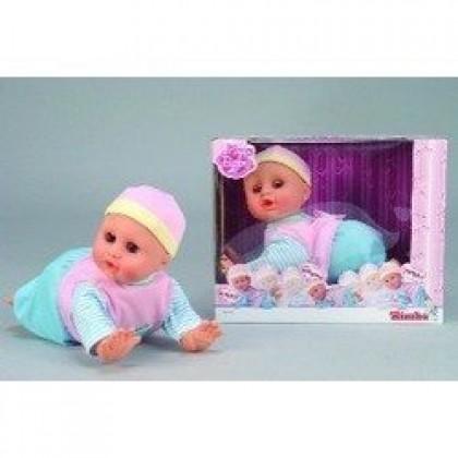 "Simba 514-9042 Кукла ""Ползающий малыш"" 27 см"