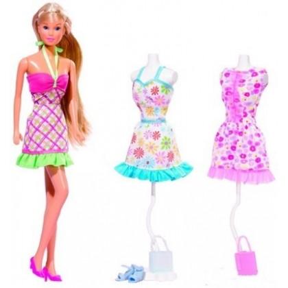 Simba 5730992 Штеффи в летнем платье