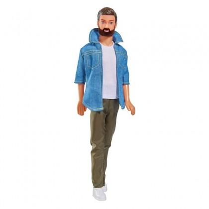 Simba 5733241 Кукла Kevin Urban с бородой