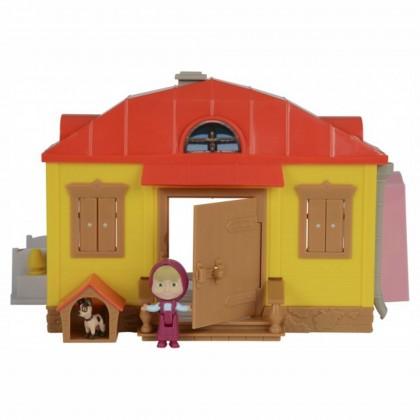 Simba 9301633 Кукла Маша с домиком и мебелью