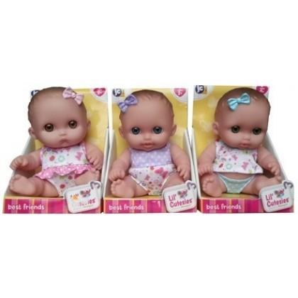 Кукла JC Toys 16936 Пупсы  Lil Cutisies
