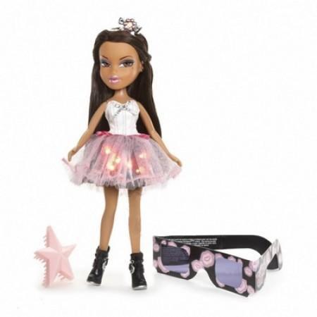 """BRATZ 514-701 Кукла """"Волшебное сияние"""" Жасмин"""