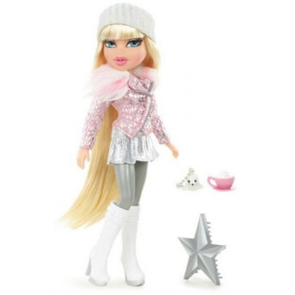 """BRATZ 515326 Кукла """"Зима"""" в розовых тонах, Хлоя"""