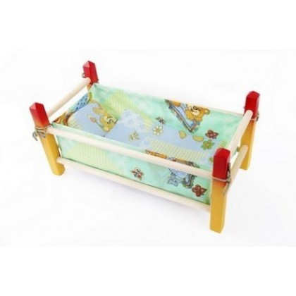 Аксессуары для кукол Stantom 006082 Кроватка для кукол