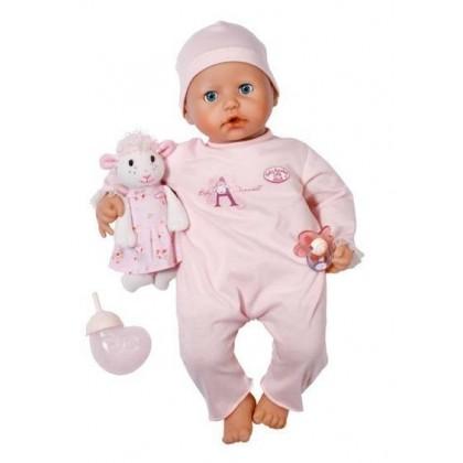 Кукла Zapf 773680 Baby Annabell многофункциональная