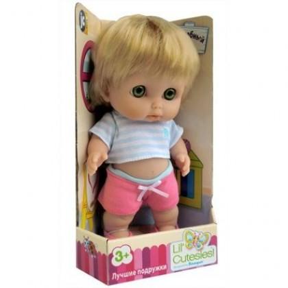 Кукла JC Toys 16942 Пупс Lil Cutisies ЛУЧШИЕ ПОДРУЖКИ