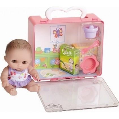 Кукла JC Toys 16960 Пупс в чемоданчике CUTESIES