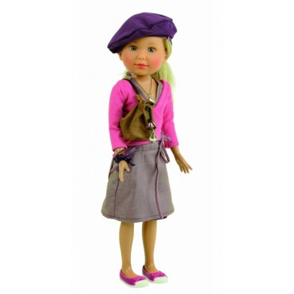 Кукла Zapf 789889 ANNABELL Tween Француженка