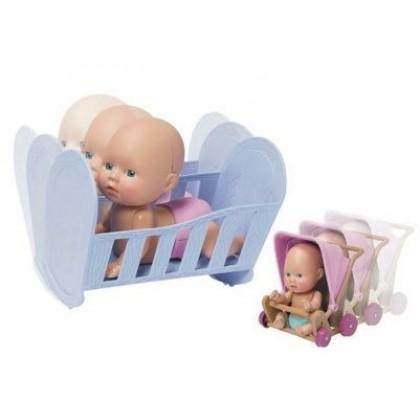 Кукла Zapf 903056 CHOU CHOU Забавные малютки 12 см