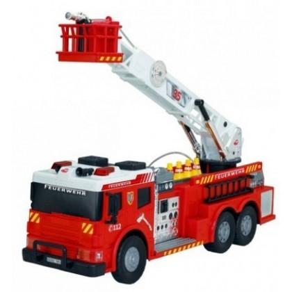 Dickie 3719001 Машина пожарная на управлении